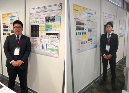 (左から)谷口さん、新井田さん
